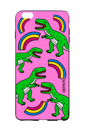 Cover Bicomponente Apple iPhone 6/6s - T-Rex pattern