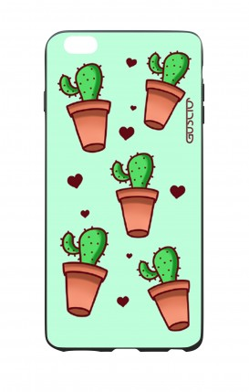 Cover Bicomponente Apple iPhone 6/6s - Cactus Pattern