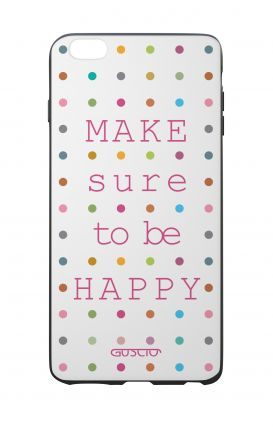 Cover Bicomponente Apple iPhone 6/6s - Make sure to be happy