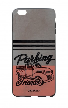 Cover Bicomponente Apple iPhone 6/6s - Parking Friends