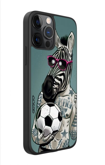 Apple iPhone 11 PRO Two-Component Cover - Loving Stripes