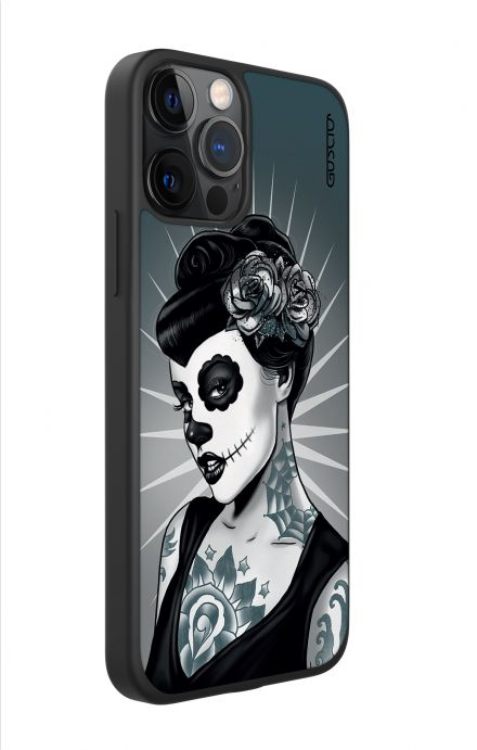 Apple iPhone 11 PRO Two-Component Cover - Tattooed Pitbull