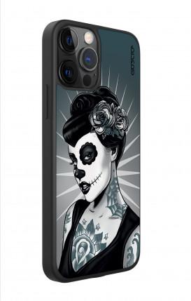 Cover Bicomponente Apple iPhone 11 PRO - Pitbull tatuato