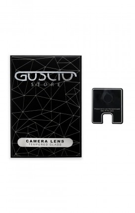Tempered Glass Camera Lens iPhone XS MAX - Neutro