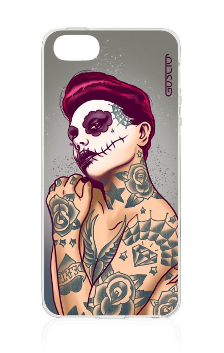 Cover Apple iPhone 5/5s/SE - SugarSkull Baby