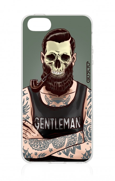Cover Apple iPhone 5/5s/SE - Another Gentleman