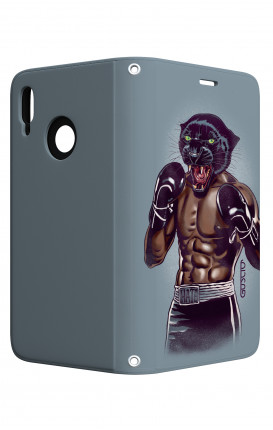 Case STAND VStyle Huawei P30 Lite - Boxing Panther