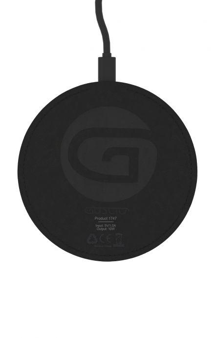 Round Wireless Charger - Teddy Love iKawaiini