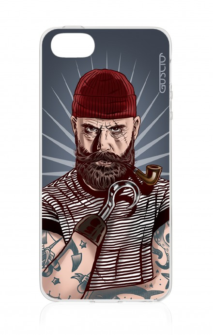 Cover TPU Apple iPhone 5/5s/SE - Pirata