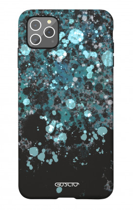 Cover Skin Feeling Samsung S9 Plus BLACK - Logo