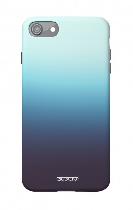 1. Cover Soft Touch Apple iPhone 7/8/SE - Blue Evanescence