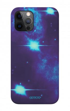 """Soft Touch Case Apple iPhone 12 6.1"""" - Interstellar"""
