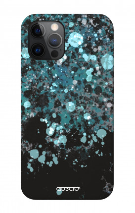 """Soft Touch Case Apple iPhone 12 6.1"""" - Blue Sprinkle"""