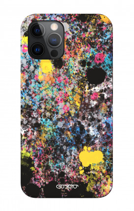 """Soft Touch Case Apple iPhone 12 6.1"""" - Drip Trip"""