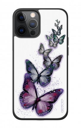 """Apple iPhone 12 6.7"""" Two-Component Cover - Butterflies"""