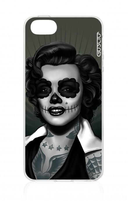 Cover TPU Apple iPhone 5/5s/SE - Marilyn Calavera