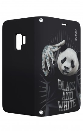 Cover STAND Samsung S9 Plus - Panda rap