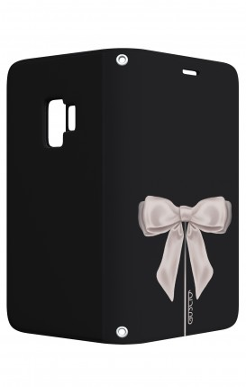 Cover STAND Samsung S9 Plus - Fiocco di raso