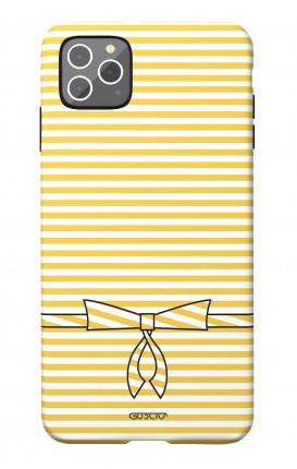 Soft Touch Case Apple iPhone 11 PRO - Yellow Break