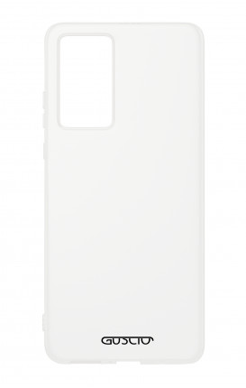 Cover Crystal Huawei P40 - Logo