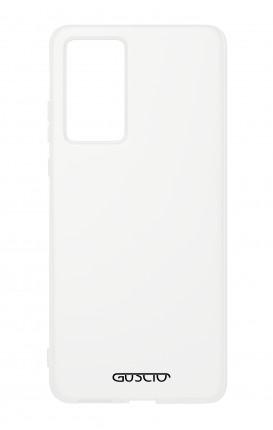 Cover Crystal TPU Huawei P40 - Logo