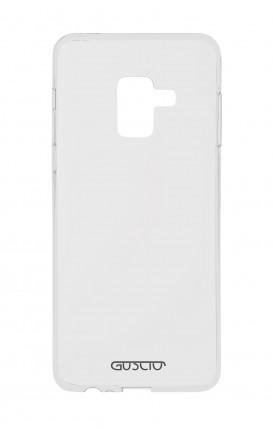 Cover Crystal Samsung J6 - Logo