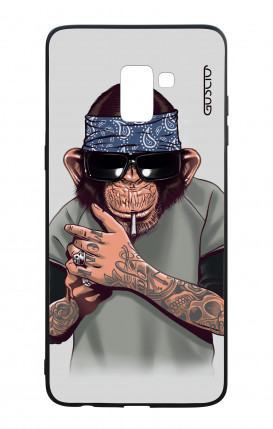 Cover Skin Feeling Apple iphone XS MAX PNK - InizialiCifre max 3 caratteri