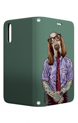 Case STAND VStyle Huawei P30 - Italian Hound
