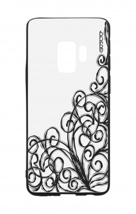 """Cover Universal Casebook XLARGE for 6.0""""-6.4"""" display - Cane in panciotto"""