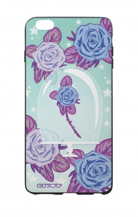 Apple iPhone 6 WHT Two-Component Cover - Enchanting Rose