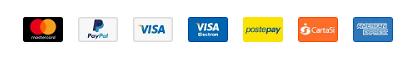 Carte di credito - acquista in sicurezza